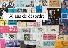 66 ans de billets